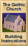 Gothic Church Building Instructions