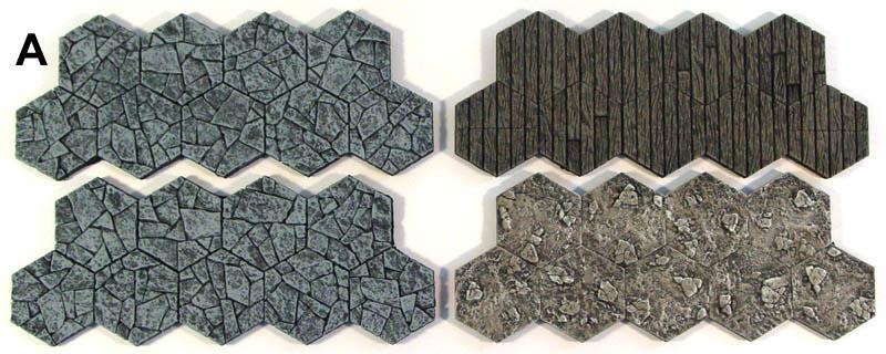 Gloomhaven Wall and Floor Set