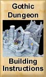 Gothic Dungeon Building