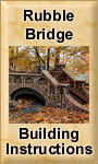 How to build the rubble bridge