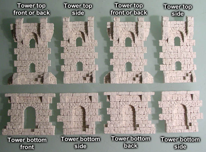 How to make a wooden dice tower