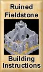 Ruined Fieldstone Building Instructions