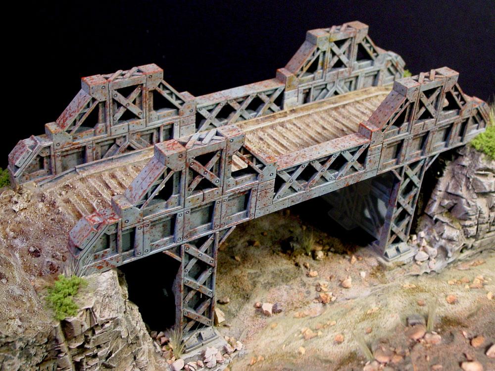 Steel Bridge Building Instructions