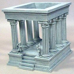 The Roman Temple Mold