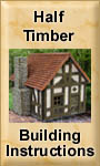 How to build half timber houses