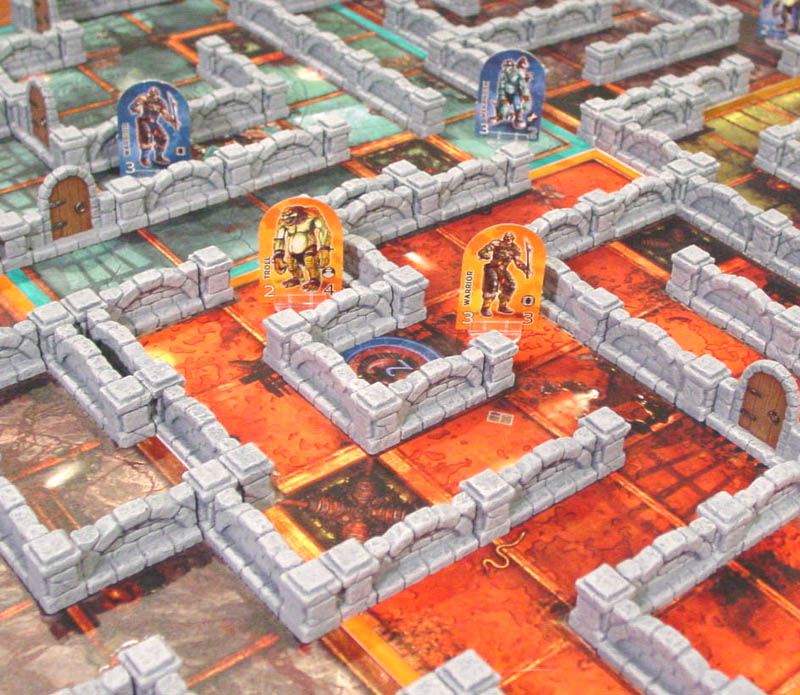 How to build a dungeon twister game board gumiabroncs Gallery