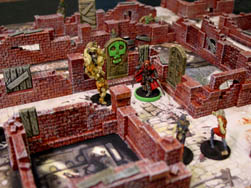 Zombicide Walls Building Instructions